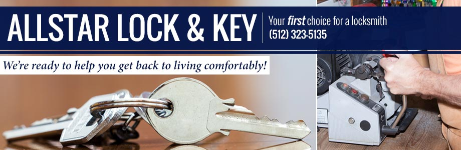 Locksmith in Austin